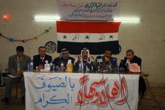 arabisk kirkuk deltagare Royaltyfria Bilder