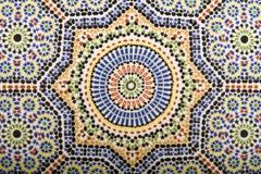 arabisk konst Arkivbild