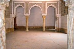 arabisk korridorslott Royaltyfria Bilder