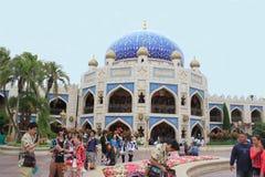 Arabisk kust på Tokyo DisneySea Royaltyfria Bilder