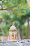 arabisk lampa Fotografering för Bildbyråer