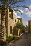 arabisk lane royaltyfria bilder