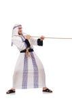 Arabisk man Arkivbilder