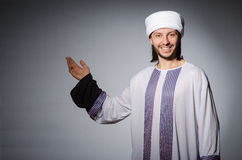 arabisk man Royaltyfri Foto