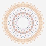 Arabisk modell för bakgrundsdesign royaltyfri illustrationer