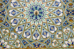 arabisk mosaik Royaltyfria Foton