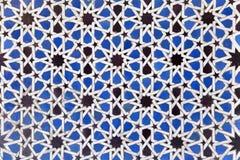 Arabisk mosaik Arkivfoton
