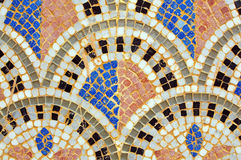 arabisk mosaik Royaltyfria Bilder