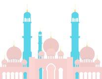 Arabisk moské Royaltyfri Bild