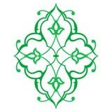 Arabisk orientalisk prydnad Blom- modellmotiv , vektor illustrationer