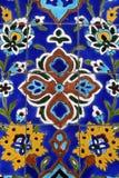 arabisk prydnad Arkivbilder