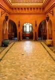 arabisk restaurang Arkivbilder