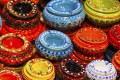 Arabisk ` s handcraft Arkivbild