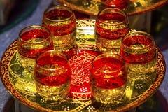 Arabisk ` s handcraft Arkivfoto