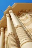 arabisk stil building1 royaltyfri fotografi