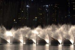 Arabiska emirater - Dubai Royaltyfri Bild
