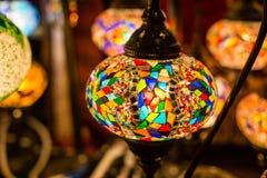 Arabiska lampor Royaltyfri Foto
