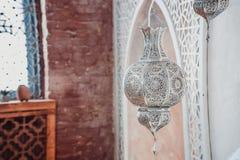 Arabiska lampor Royaltyfri Bild
