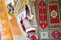 arabiska mattor Royaltyfri Bild