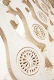 Arabiska modeller Arkivbilder