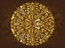 arabiska prydnadar royaltyfri illustrationer