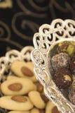 arabiska sötsaker Arkivbilder