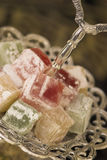 arabiska sötsaker Fotografering för Bildbyråer