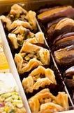 arabiska sötsaker Royaltyfria Bilder