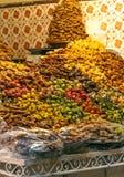 arabiska sötsaker Arkivfoto