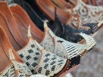arabiska skor Arkivbilder