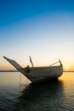 arabiskt fartyg Arkivfoton