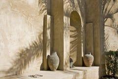 arabiskt hörn arkivfoton