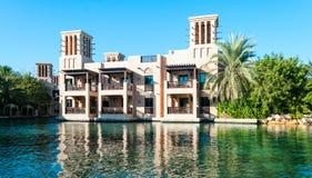 Arabiskt hus Arkivfoton