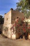 arabiskt hus morocco Fotografering för Bildbyråer
