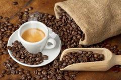 arabiskt kaffe Arkivbild