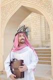 Arabiskt på gatan royaltyfri foto