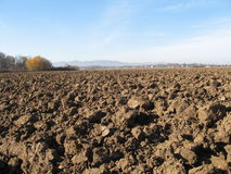 Arable land Stock Photography