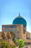 Arabmadrassa för Mir I, Bukhara royaltyfri bild