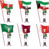 arabo Fotografie Stock Libere da Diritti