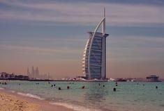 Arabo di Al di Burj Fotografia Stock