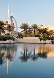 Arabo di Al di Burj, Dubai Fotografia Stock