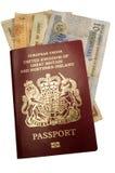 Arabo Passport5081 Fotografia Stock Libera da Diritti