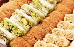 Arabscy świezi cukierki Zdjęcia Stock