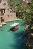 arabska łódź zdjęcia royalty free