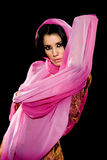arabska dziewczyna Obraz Royalty Free