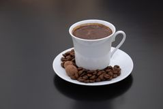 arabska kawa obrazy royalty free