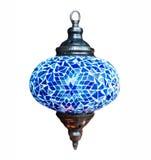 Arabska latarniowa lampa Obraz Stock