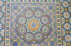 Arabska ornament dekoracja Obrazy Stock
