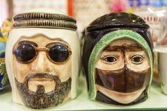 Arabska pary pamiątka Zdjęcie Stock