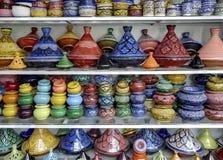 Arabska stubarwna porcelana Zdjęcia Stock